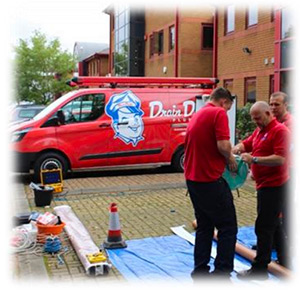 Drain Doctor plumbing franchise demonstration