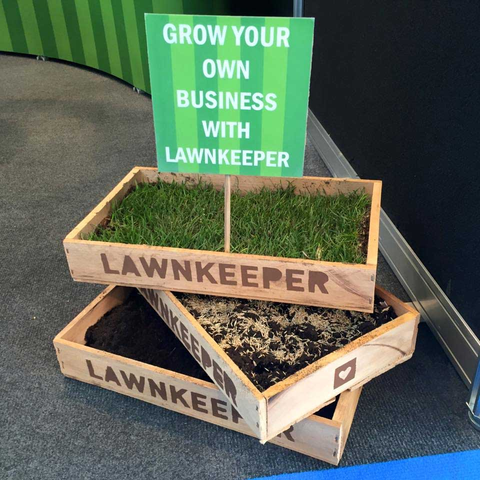 Grow your business with the Lawnkeeper franchise