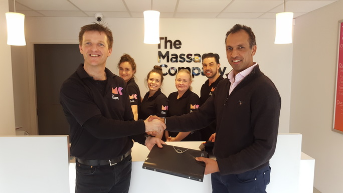 The Massage Company Franchise Support