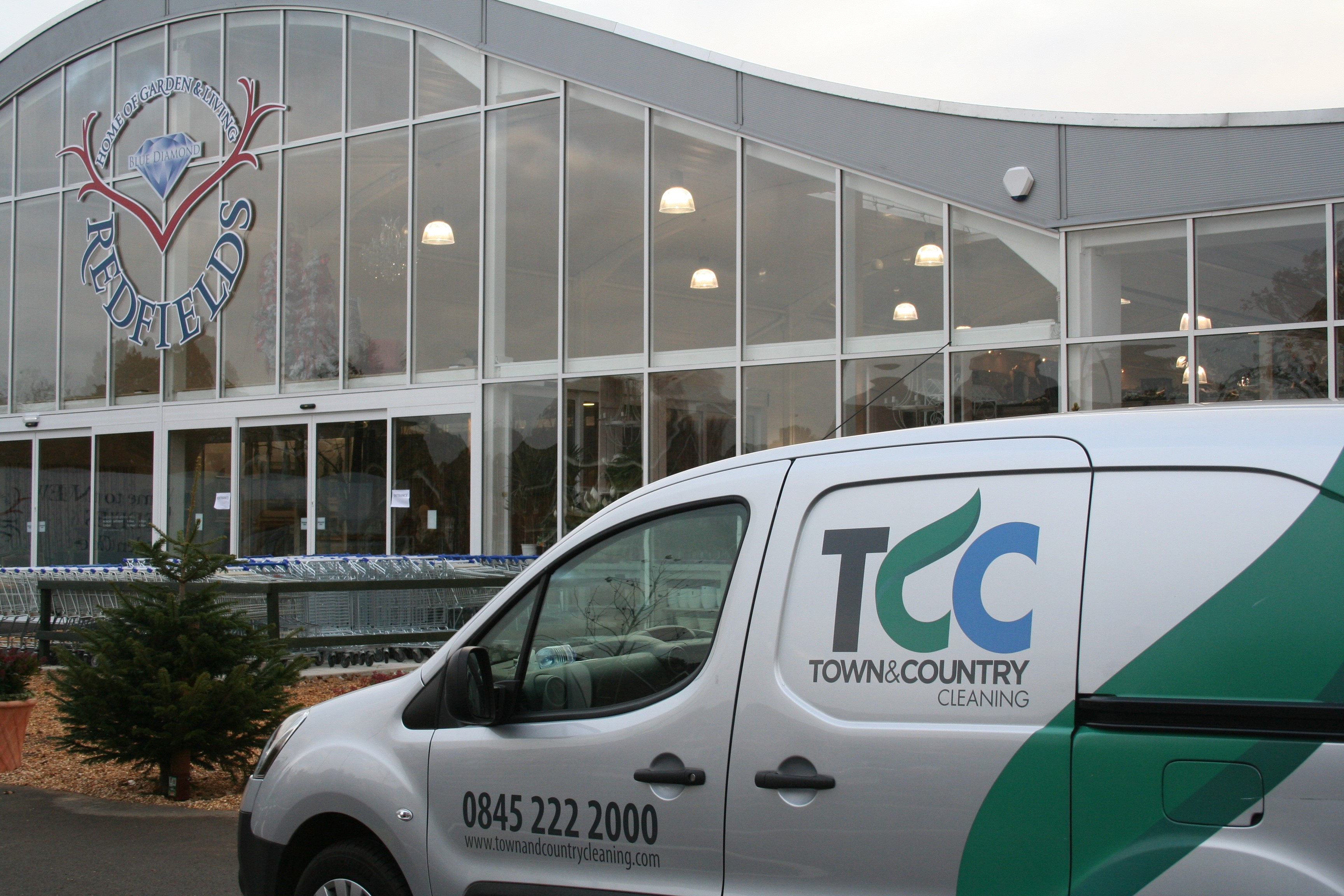 Town & Country Van Franchise