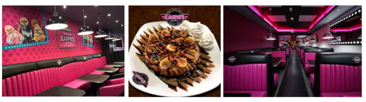 Kaspa's Desserts Franchise store
