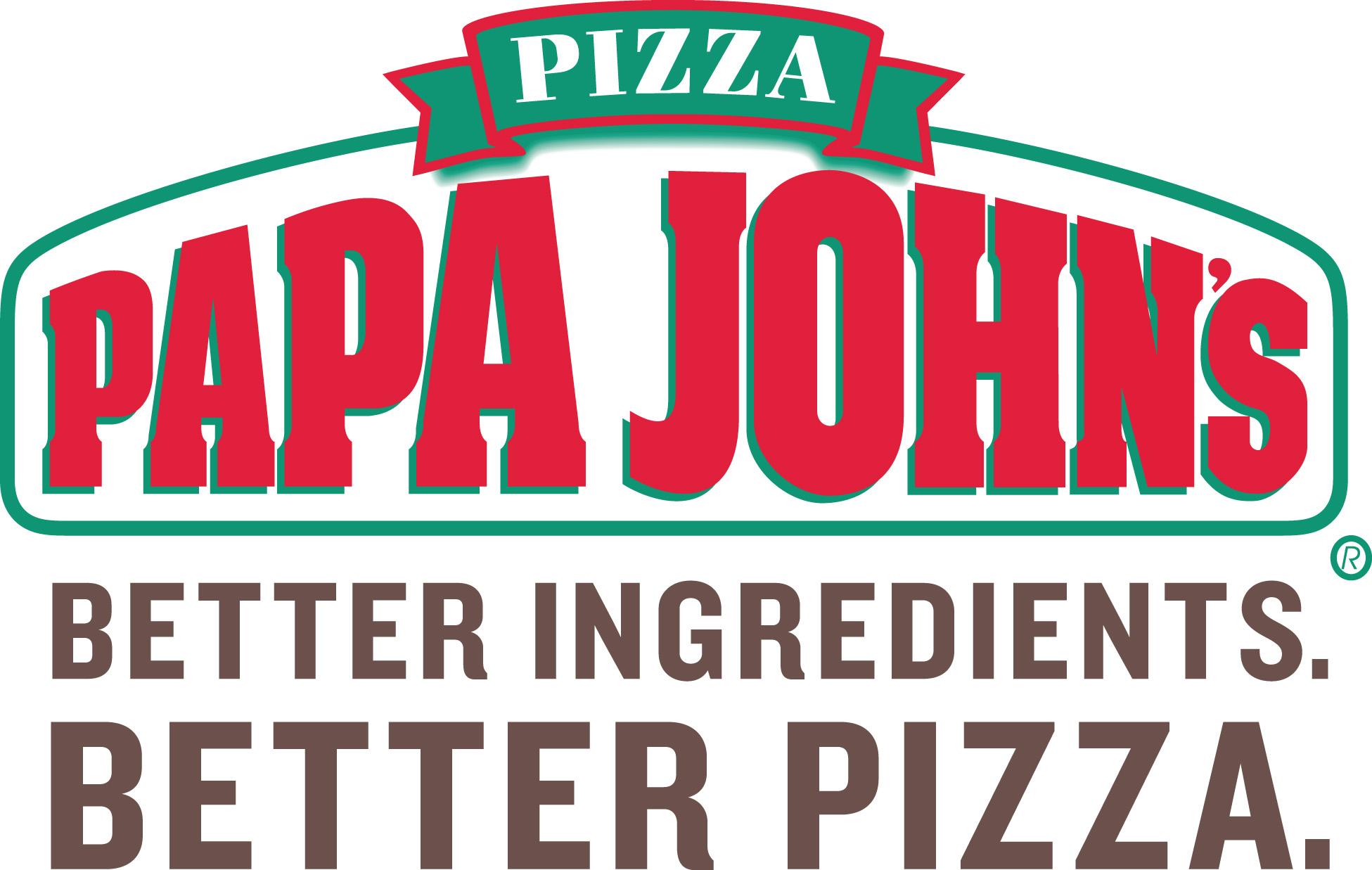 Papa John's Franchise Logo