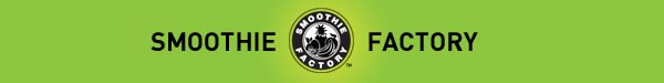 Smoothie Factory Franchise Logo