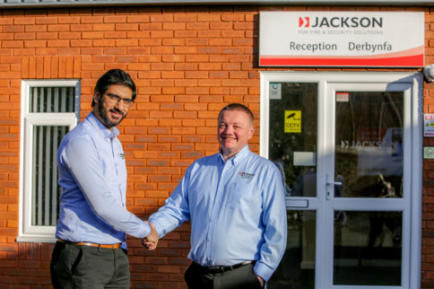 Jackson Fire & Security franchise