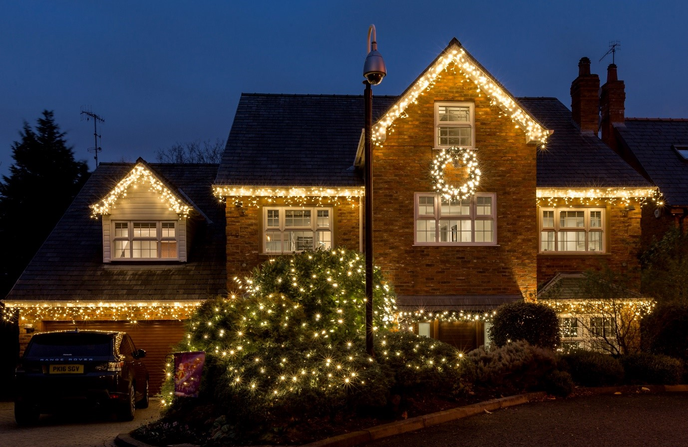 The Christmas Decorators Franchisee completion task