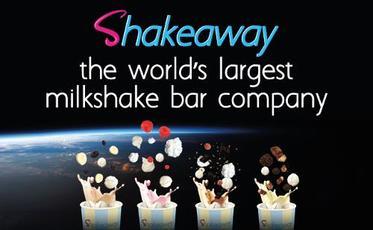 Shakeaway franchise milkshake bar