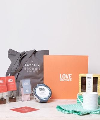 Love Brownies Franchise Marketing