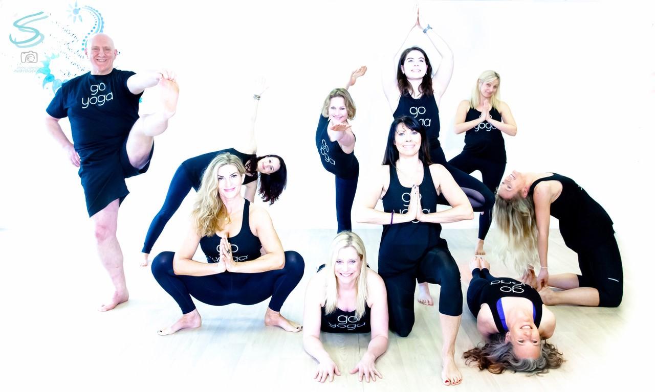 Go Yoga Franchise Class