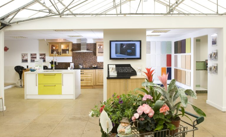 Trend Transformations Kitchen Showroom Franchise