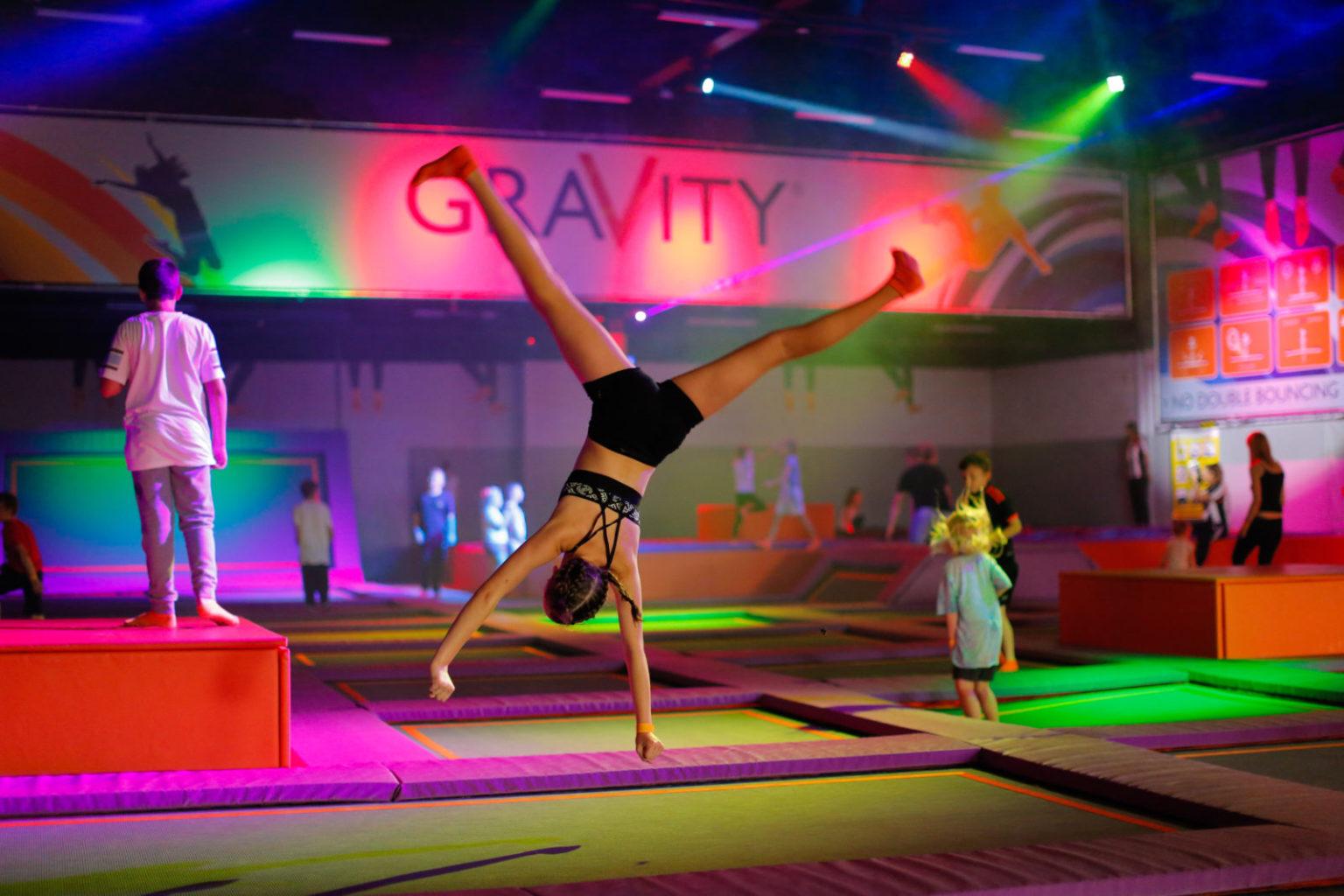 Gravity Franchise Park