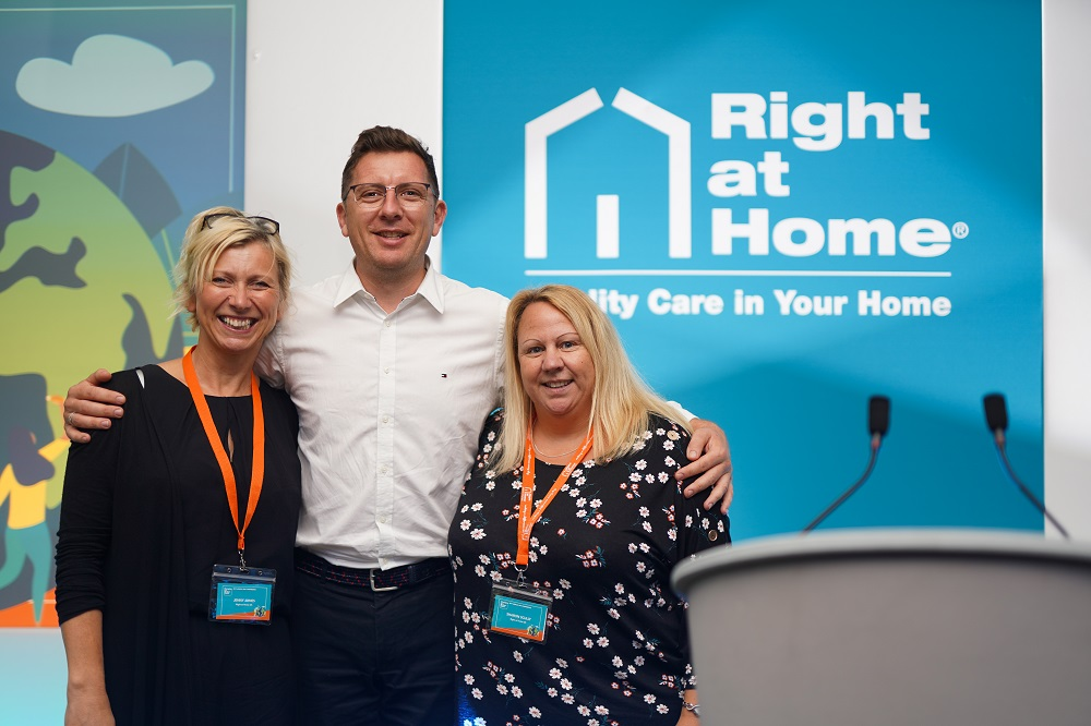 Right at Home UK Franchise Conference