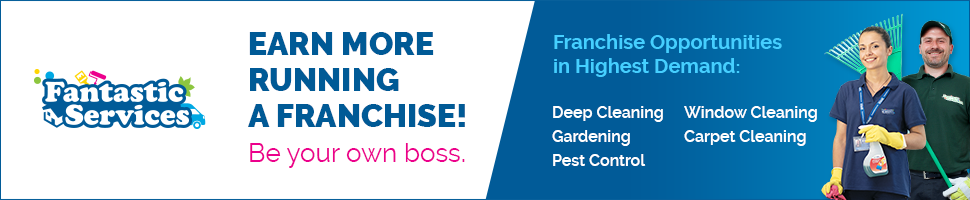 Fantastic Services franchise opportunity