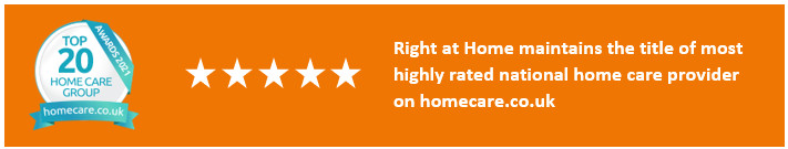 Right at Home care satisfaction