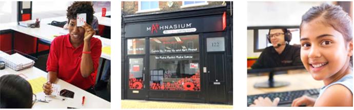Mathnasium tutoring franchise