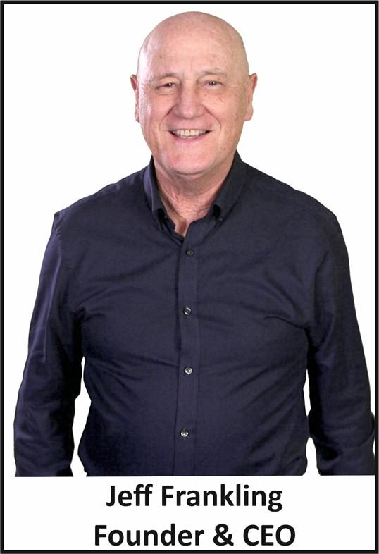 Jeff Frankling, Founder and CEO of Dor-2-Dor