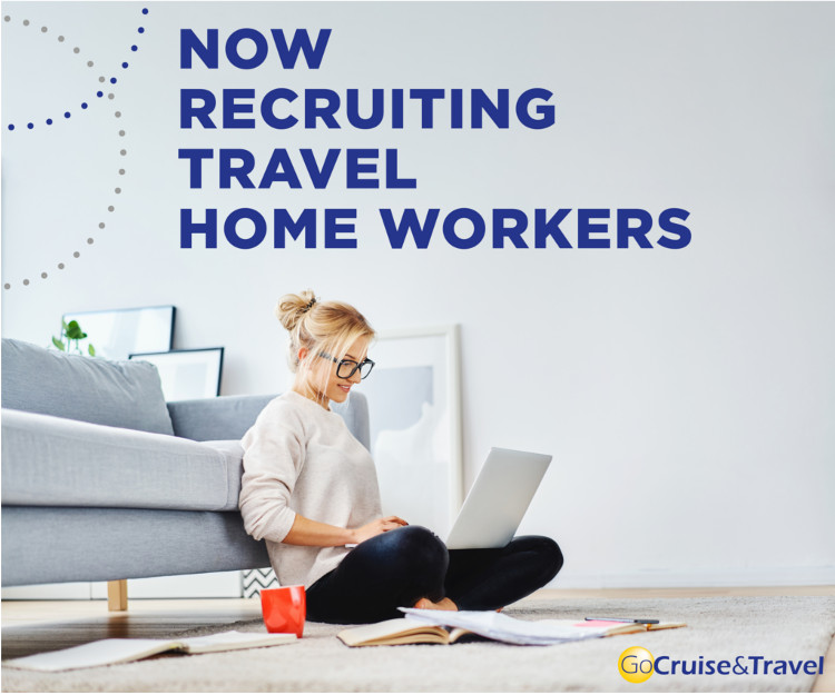 GoCruise now recruiting home workers
