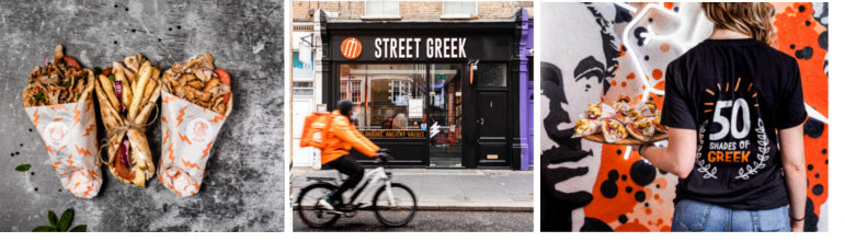 Street Greek franchise opportunity