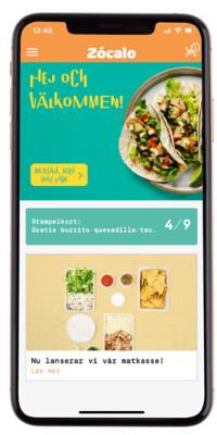 Zacalo business app