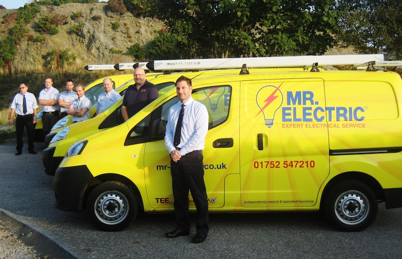 Mr Electric Franchise Network