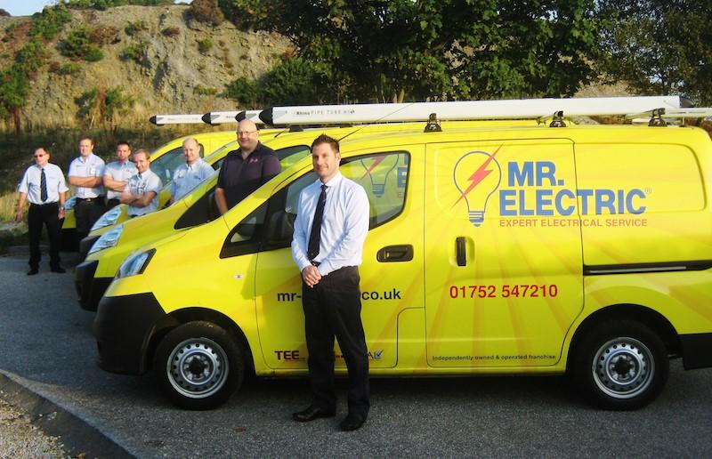 Mr Electric Franchise Network