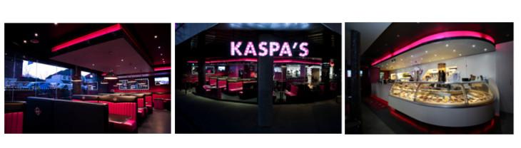 Kaspa's Desserts Franchisees
