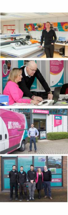 Signs Express Franchisees
