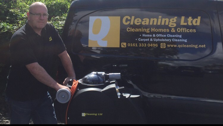 Q Cleaning Franchise Training