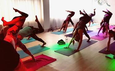 Go Yoga Franchise Training