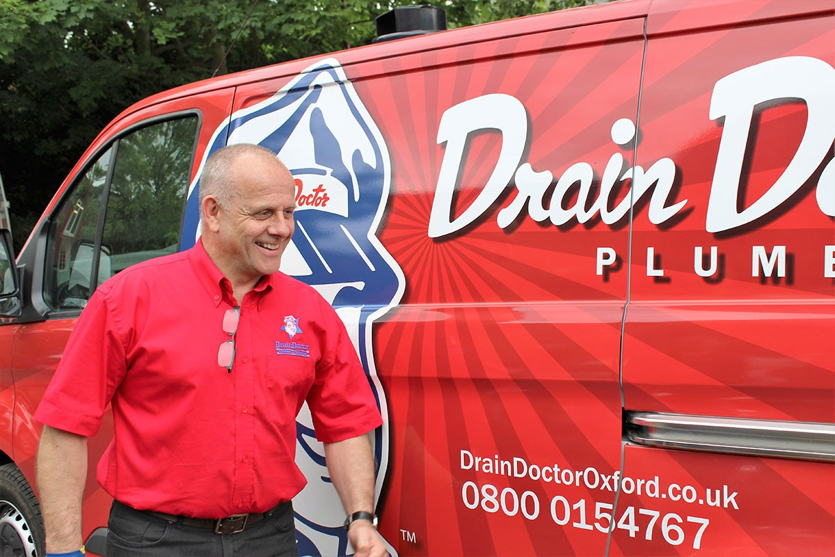 Drain Doctor van based franchise