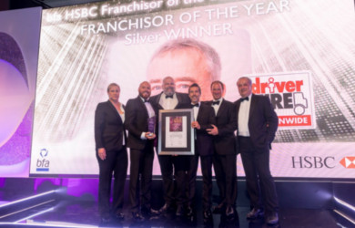 Driver Hire BFA Franchise Awards