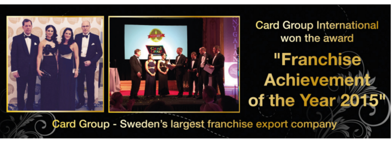 Franchise of the Year 2015